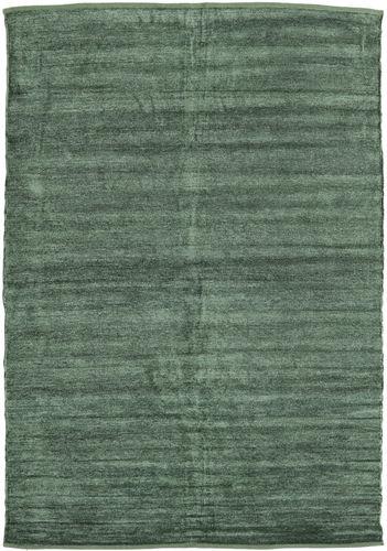 Tapete Kilim Chenilha - Verde floresta CVD17113