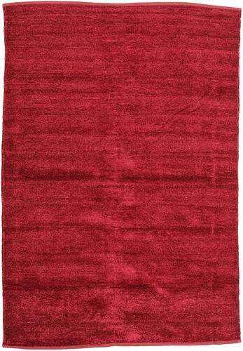 Kilim Chenille - Deep Red carpet CVD17106