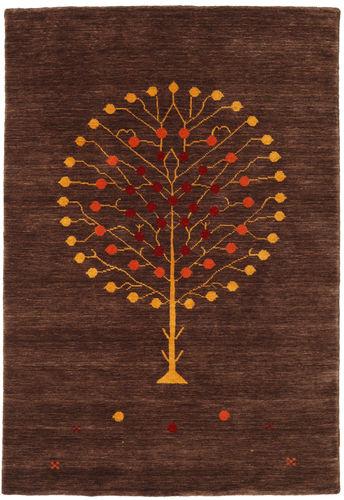 Loribaf Loom Designer - Brown carpet CVD17010