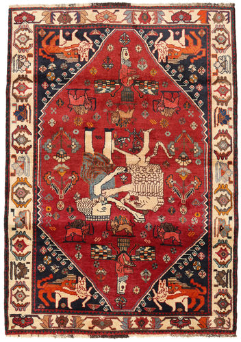Ghashghai tapijt RXZJ425