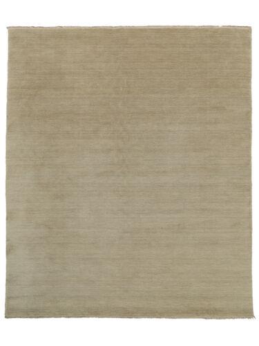 Handloom fringes - Greige carpet CVD16614