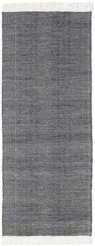 Tapis Diamond Laine - Noir CVD18382