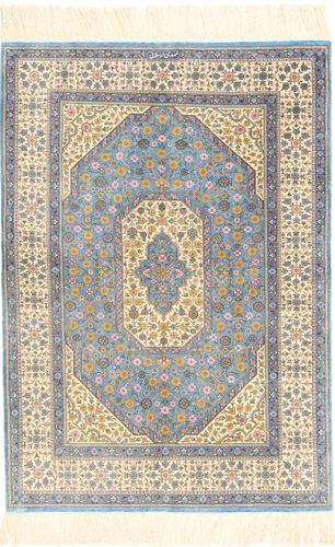 Ghom silke Signature : Arsalani teppe AXVZZH32