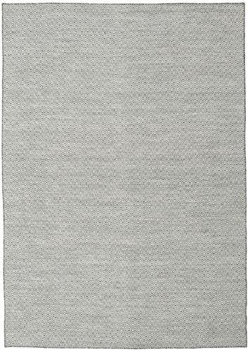 Kelim Goose Eye - Goose Eye Zwart / Grijs tapijt CVD18885
