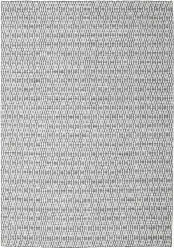 Tapis Kilim Long Stitch - Long Stitch Foncé Gris CVD18825