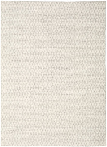 Kilim Long Stitch - Long Stitch Beige carpet CVD18780