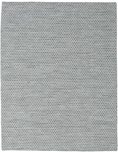 Kelim Honey Comb - Honeycomb Mørk Grå teppe CVD18758