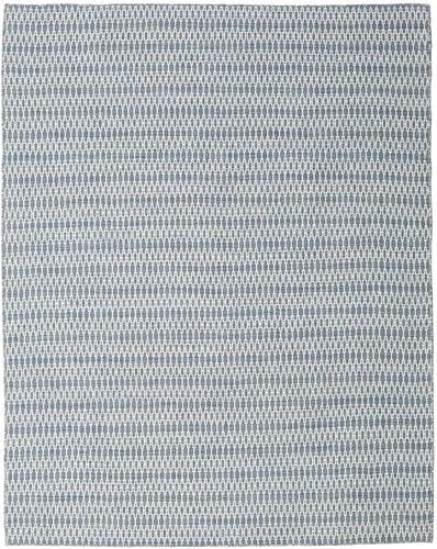 Kelim Long Stitch - Long Stitch Blauw tapijt CVD18803
