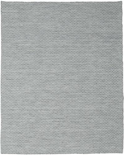 Kelim Honey Comb - Honeycomb Mørk Grå tæppe CVD18755