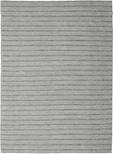 Kelim Long Stitch - Long Stitch Svart / Grå teppe CVD18788