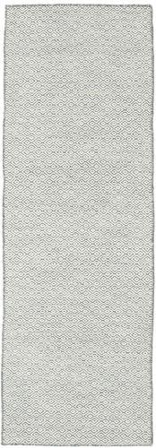 Kelim Goose Eye - Goose Eye Mid Grijs tapijt CVD18843