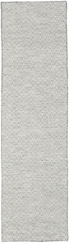 Kilim Goose Eye - Goose Eye Dark Grey carpet CVD18853