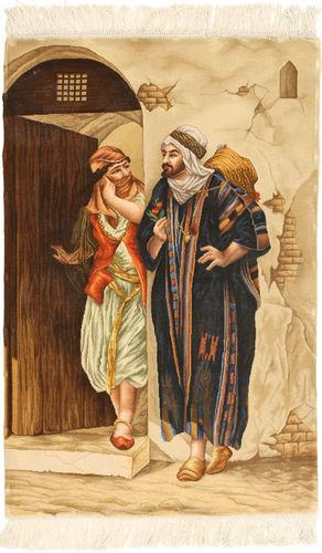 Tapis Tabriz 50 Raj AXVZZH176