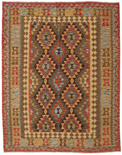 Kelim Afghan Old style matta ABCX1593
