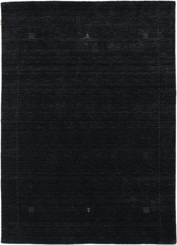 Loribaf Loom Giota - Zwart / Grijs tapijt CVD17994