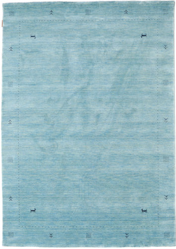 Loribaf Loom Zeta - Light Blue carpet CVD18074