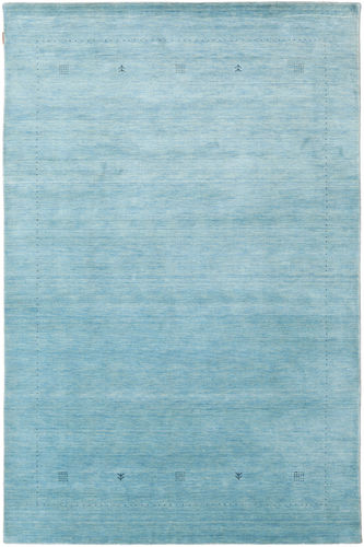 Loribaf Loom Giota - Light Blue rug CVD18051