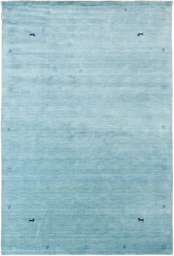 Loribaf Loom Zeta - Light Blue carpet CVD18071