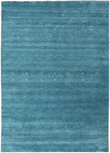 Loribaf Loom Eta - Light Blue rug CVD18064