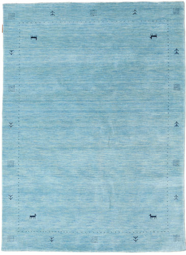 Loribaf Loom Zeta - Light Blue carpet CVD18075