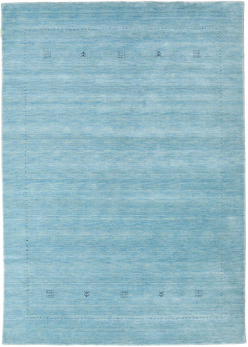 Loribaf Loom Giota - Light Blue rug CVD18054