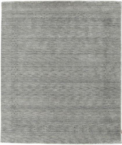 Loribaf Loom Beta - Grå teppe CVD18204