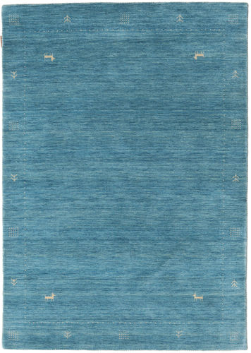 Loribaf Loom Zeta - Blue carpet CVD18336