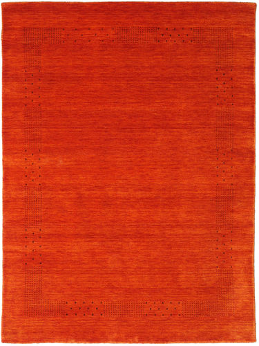 Loribaf Loom Beta - Orange carpet CVD18095