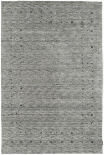 Loribaf Loom Delta - Grey carpet CVD18191