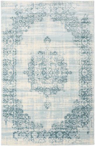 Jinder - Cream / Vaalea Sininen-matto RVD19075