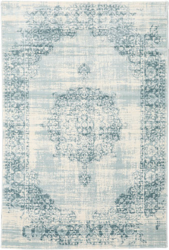 Jinder - Cream / Light Blue rug RVD19078