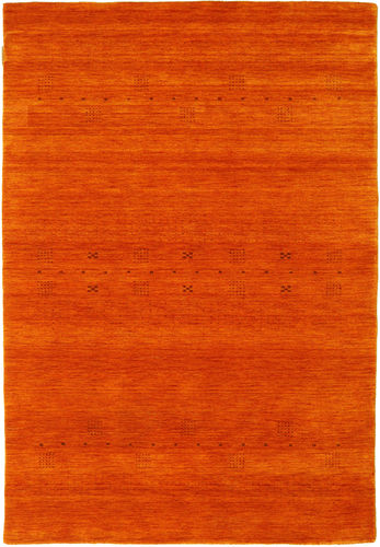 Loribaf Loom Eta - Orange carpet CVD18126