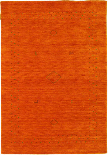 Loribaf Loom Alfa - Orange carpet CVD18106