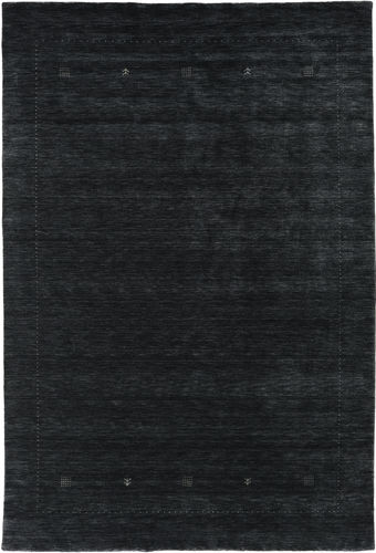 Loribaf Loom Giota - Svart / Grå matta CVD17991