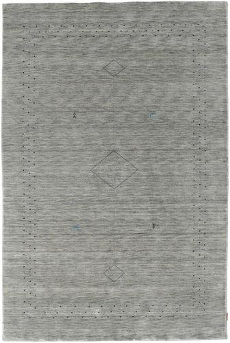 Loribaf Loom Alfa - Grå teppe CVD17273