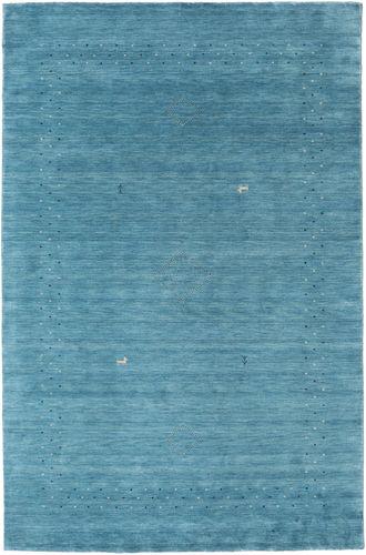 Loribaf Loom Alfa - Blauw tapijt CVD18311