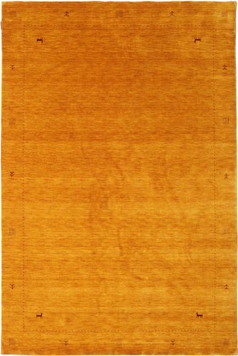 Loribaf Loom Zeta - Gold carpet CVD18171