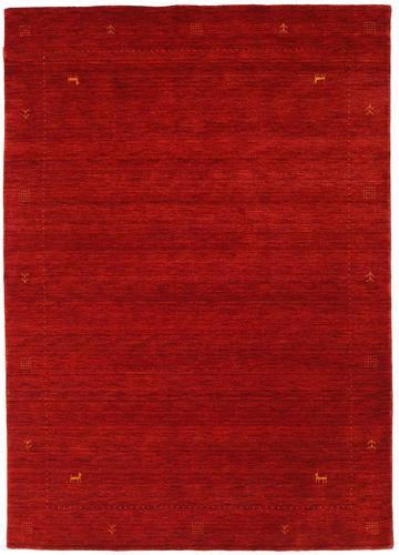 Loribaf Loom Zeta - Röd matta CVD17964