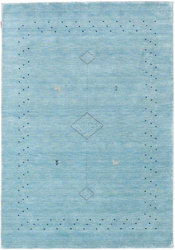 Loribaf Loom Alfa - Light Blue rug CVD18044