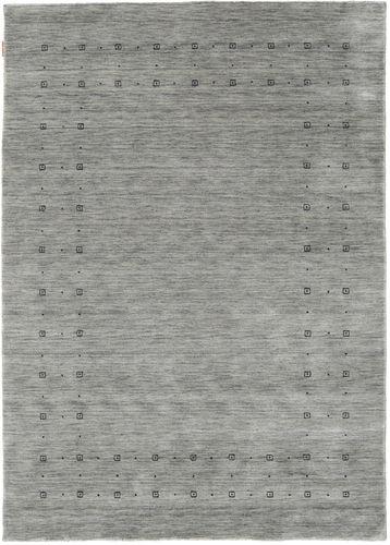 Loribaf Loom Delta - Серый ковер CVD18194
