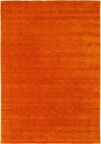 Loribaf Loom Delta - Orange rug CVD18084