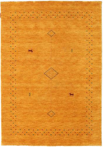 Loribaf Loom Alfa - Gold rug CVD18155