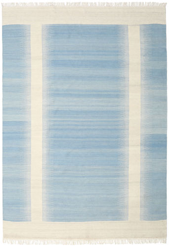 Ikat - Light Blue carpet CVD17484