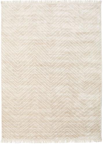 Bamboe zijde Vanice - Vanice Greige tapijt CVD18963