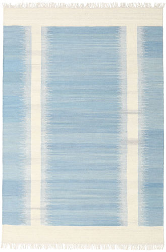 Ikat - Light Blue carpet CVD17480