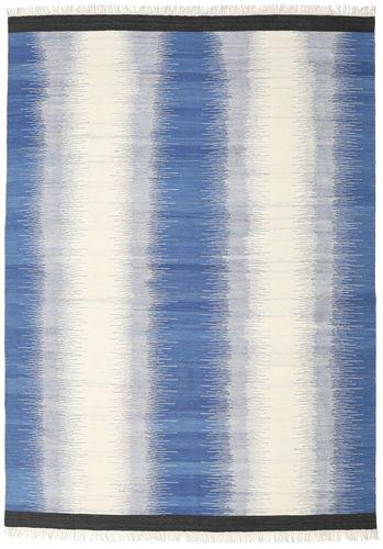 Ikat - Kék szőnyeg CVD17512
