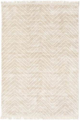 Bamboe zijde Vanice - Vanice Greige tapijt CVD18966