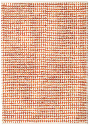 Tapis Big Drop - Rouille / Orange Mix CVD17698