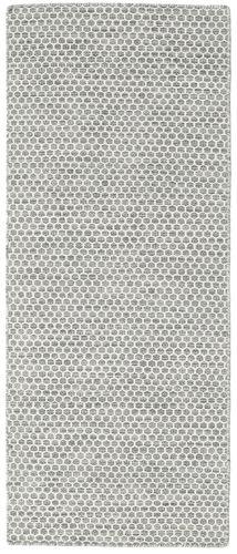 キリム Honey Comb - グレー 絨毯 CVD18726