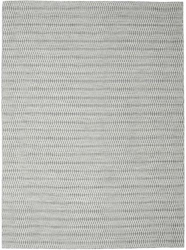 Tapete Kilim Long Stitch - Escuro Cinzento CVD18824